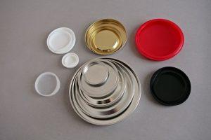 Brandt Hülsen - Produkte / Deckel