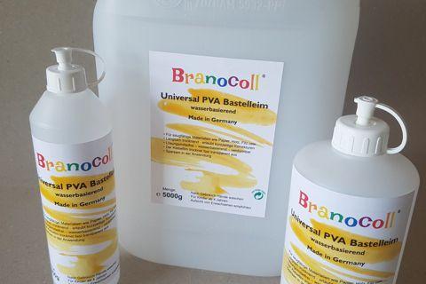 Branocoll PVA Kleber - Klebstoffe aus eigener Herstellung