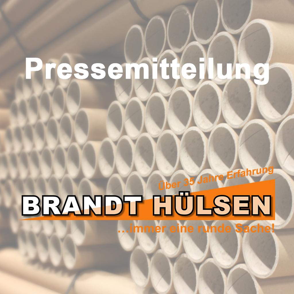 Brandt Hülsen - Pressemitteilung
